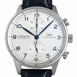 IWC ポルトギーゼ クロノグラフ IW371446 ベルト...