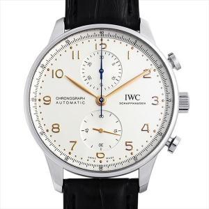 48回払いまで無金利 IWC ポルトギーゼ クロノグラフ IW371604 新品 メンズ 腕時計|ginzarasin