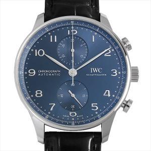 48回払いまで無金利 IWC ポルトギーゼ クロノグラフ IW371606 新品 メンズ 腕時計|ginzarasin