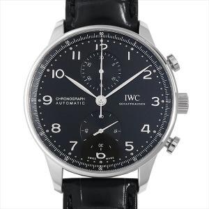 48回払いまで無金利 IWC ポルトギーゼ クロノグラフ IW371609 新品 メンズ 腕時計|ginzarasin