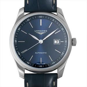 f5dd046bac 48回払いまで無金利 ロンジン マスターコレクション L2.793.4.92.2 新品 メンズ 腕時計