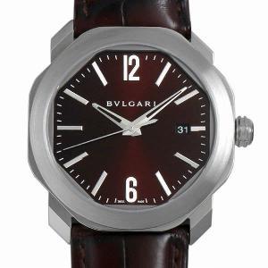 60回払いまで無金利 ブルガリ オクト ローマ OC41C1SLD 新品 メンズ 腕時計|ginzarasin