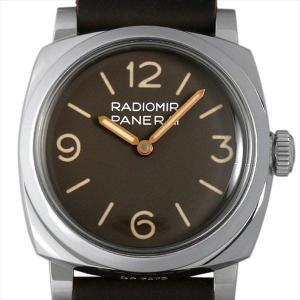 48回払いまで無金利 パネライ ラジオミール 1940 スリーデイズ アッチャイオ PAM00662 新品 メンズ 腕時計|ginzarasin