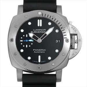 48回払いまで無金利 48回払いまで無金利 パネライ ルミノール サブマーシブル 1950 3デイズ オートマティック アッチャイオ PAM00682 新品 メンズ 腕時計|ginzarasin