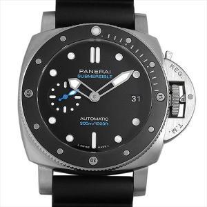 48回払いまで無金利 パネライ サブマーシブル PAM00683 新品 メンズ 腕時計|ginzarasin