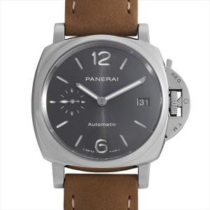 48回払いまで無金利 パネライ ルミノール ドゥエ 3デイズ アッチャイオ PAM00755 新品 レディース 腕時計|ginzarasin