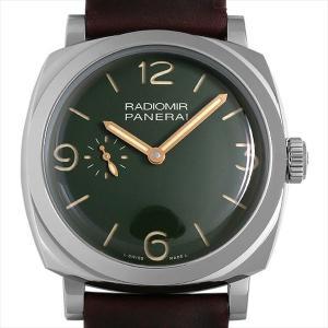 48回払いまで無金利 パネライ ラジオミール 45mm 世界限定1000本 V番 PAM00995 新品 メンズ 腕時計|ginzarasin