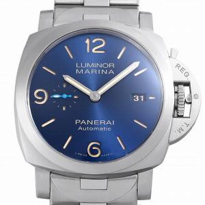 48回払いまで無金利 パネライ ルミノールマリーナ PAM01058 新品 メンズ 腕時計|ginzarasin