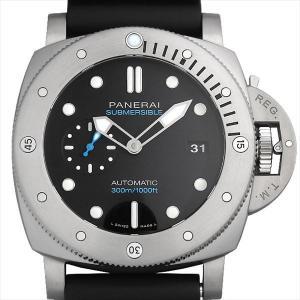 48回払いまで無金利 パネライ ルミノール サブマーシブル 3デイズ オートマティック チタニオ PAM01305 新品 メンズ 腕時計|ginzarasin