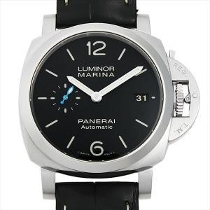 48回払いまで無金利 パネライ ルミノール マリーナ 1950 3デイズ オートマティック アッチャイオ PAM01392 新品 メンズ 腕時計