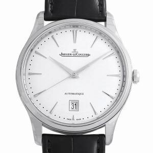 48回払いまで無金利 ジャガールクルト マスター・ウルトラスリム・デイト Q1238420 新品 メンズ 腕時計 ginzarasin