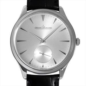 48回払いまで無金利 ジャガールクルト マスターウルトラスリム Q1278420(171.8.90.S) 新品 メンズ 腕時計 ginzarasin