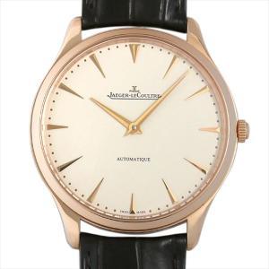 48回払いまで無金利 ジャガールクルト マスターウルトラスリム Q1332511 新品 メンズ 腕時計 ginzarasin