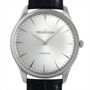 48回払いまで無金利 ジャガールクルト マスターウルトラスリム41 Q1338421(170.8.37) 新品 メンズ 腕時計 ginzarasin
