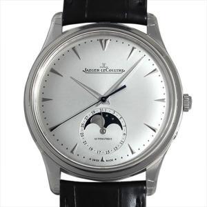 48回払いまで無金利 ジャガールクルト マスターウルトラスリム ムーン Q1368420(176.8.64.S) 新品 メンズ 腕時計|ginzarasin
