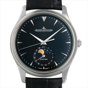 48回払いまで無金利 ジャガールクルト マスターウルトラスリム ムーン39 Q1368470(176.8.64.S) 新品 メンズ 腕時計 ginzarasin