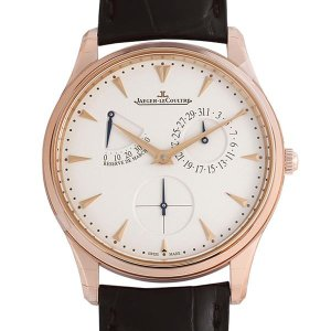 48回払いまで無金利 ジャガールクルト マスターウルトラスリム リザーブ ド マルシェ Q1372520 新品 メンズ 腕時計|ginzarasin