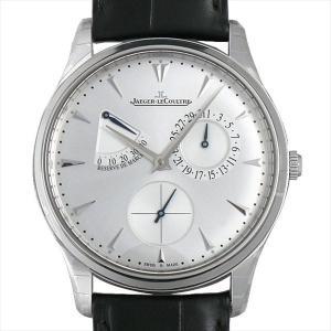 48回払いまで無金利 ジャガールクルト マスター ウルトラスリム リザーブ ド マルシェ Q1378420(176.8.38.S) 新品 メンズ 腕時計|ginzarasin