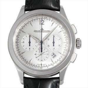 48回払いまで無金利 ジャガールクルト マスタークロノグラフ Q1538420(174.8.C1) 新品 メンズ 腕時計 ginzarasin