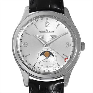 48回払いまで無金利 ジャガールクルト マスターカレンダー Q1558420(176.8.12.S) 新品 メンズ 腕時計 ginzarasin