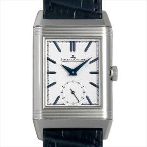 48回払いまで無金利 ジャガールクルト レベルソ・トリビュート・デュオ Q3908420 新品 メンズ 腕時計 ginzarasin