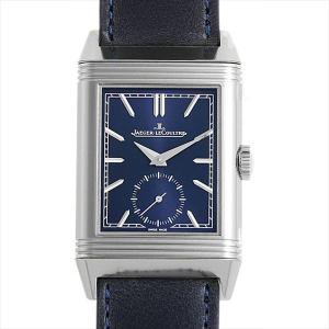 48回払いまで無金利 ジャガールクルト レベルソ トリビュート スモールセコンド Q3978480 新品 メンズ 腕時計|ginzarasin