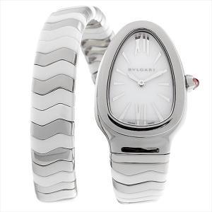 48回払いまで無金利 ブルガリ セルペンティ スピガ SP35WSWCS.1T 新品 レディース 腕時計|ginzarasin