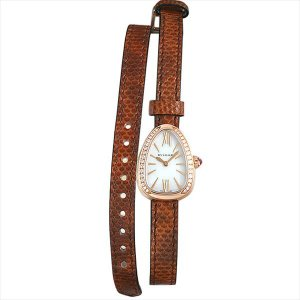 60回払いまで無金利 ブルガリ セルペンティ ベゼルダイヤ SPP27WPGDL 新品 レディース 腕時計|ginzarasin
