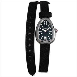 60回払いまで無金利 ブルガリ セルペンティ スキン SPS27BSL 新品 レディース 腕時計|ginzarasin