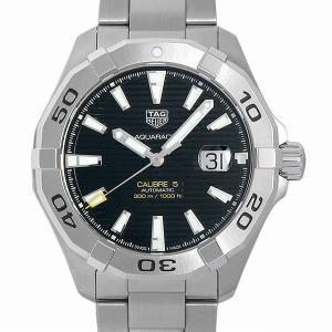 タグホイヤー アクアレーサー キャリバー5 WAY2010.BA0927 新品 メンズ 腕時計 48回払いまで無金利...