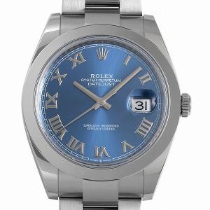 online store 36f57 317a9 デイトジャスト41 ブルー(メンズウォッチ)の商品一覧 ...