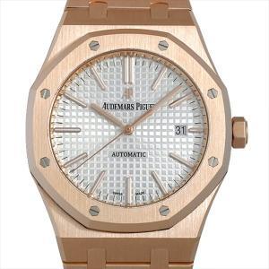 SALE 48回払いまで無金利 オーデマピゲ ロイヤルオーク オートマティック 15400OR.OO.1220OR.02 未使用 メンズ 腕時計