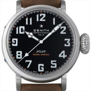ゼニス パイロット タイプ20 エクストラスペシャル 03.2430.3000/21.C738 未使用 メンズ 腕時計|ginzarasin