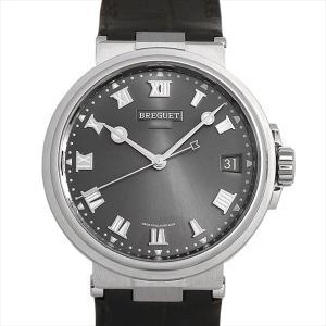 48回払いまで無金利 ブレゲ マリーン 5517TI/G2/9ZU 未使用 メンズ 腕時計|ginzarasin