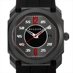 60回払いまで無金利 ブルガリ オクト KEN OKUYAMA リミテッドエディション BGO41BSLD/KO 未使用 メンズ 腕時計|ginzarasin