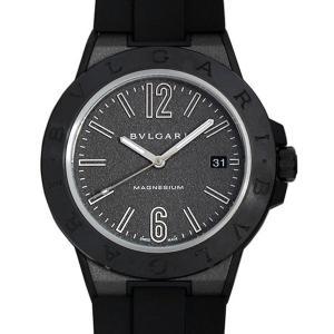 60回払いまで無金利 ブルガリ ディアゴノ マグネシウム DG41C14SMCVD 未使用 メンズ 腕時計|ginzarasin