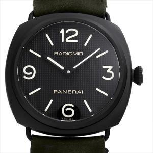 48回払いまで無金利 パネライ ラジオミール チュラミカ PAM00643 R番 未使用 メンズ 腕時計|ginzarasin