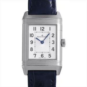 48回払いまで無金利 ジャガールクルト レベルソ クラシック スモール デュエット Q2668432(211.8.44) 未使用 レディース 腕時計|ginzarasin