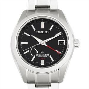 グランドセイコー スプリングドライブ GMT マスターショップ限定 SBGE011 未使用 メンズ 腕時計|ginzarasin