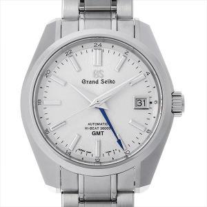 最大5万円オフクーポン配布 グランドセイコー メカニカルハイビート36000 GMT SBGJ201 未使用 メンズ 腕時計 48回払いまで無金利|ginzarasin