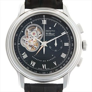 ゼニス クロノマスター XXT オープン 03.1260.4021/21.C505 中古 メンズ 腕時計|ginzarasin