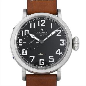 ゼニス パイロット アエロネフ タイプ20 03.1930.681/21.C723 中古 メンズ 腕時計|ginzarasin