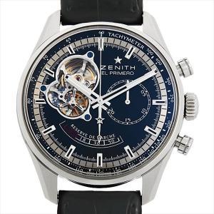 ゼニス エルプリメロ クロノマスター オープン パワーリザーブ 03.2080.4021/21.C496 中古 メンズ 腕時計|ginzarasin