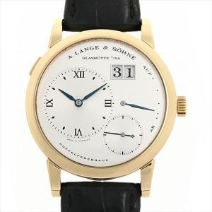 60回払いまで無金利 SALE ランゲ&ゾーネ ランゲ1 101.022 中古 メンズ 腕時計|ginzarasin