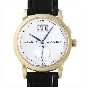 60回払いまで無金利 ランゲ&ゾーネ サクソニア 105.022 中古 メンズ 腕時計|ginzarasin