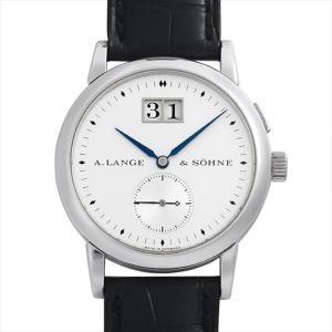 48回払いまで無金利 ランゲ&ゾーネ サクソニア 105.025 中古 メンズ 腕時計|ginzarasin