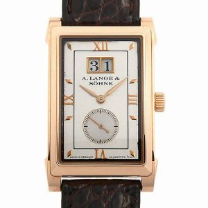 60回払いまで無金利 ランゲ&ゾーネ カバレット 107.032 中古 メンズ 腕時計|ginzarasin