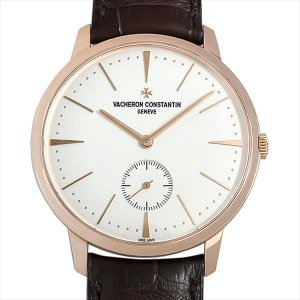48回払いまで無金利 ヴァシュロンコンスタンタン パトリモニー マニュアルワインディング 1110U/000R-B085 中古 メンズ 腕時計|ginzarasin