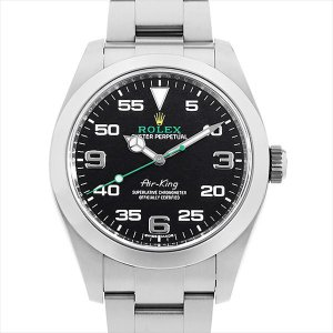 ロレックス エアキング 116900 中古 メンズ 腕時計...