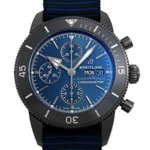 48回払いまで無金利 ブライトリング スーパーオーシャン ヘリテージII クロノグラフ アウターノウン M133132A1C1W1(M13313) 中古 メンズ 腕時計 ginzarasin
